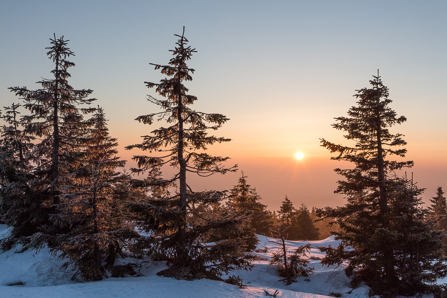 The German Harz Mountains