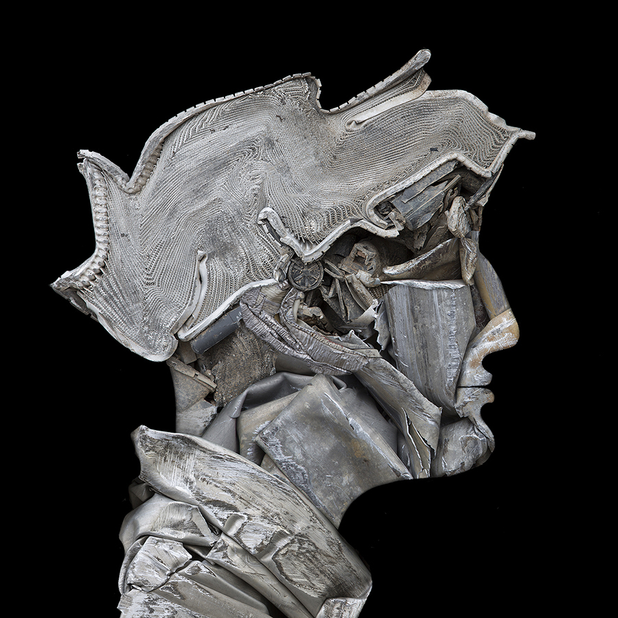 Portraits in Steel