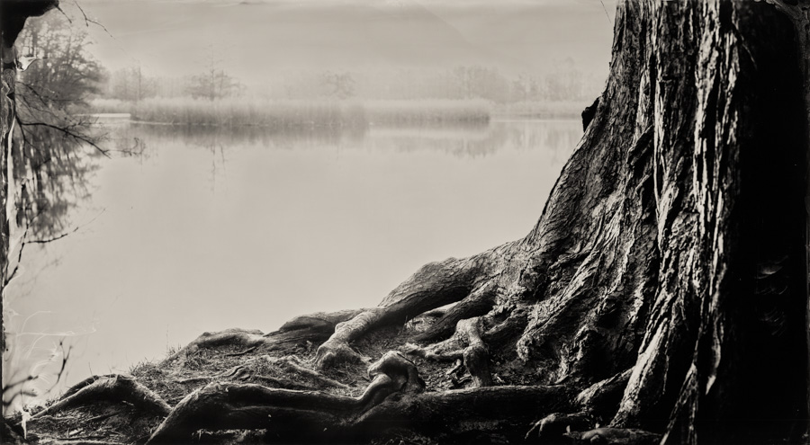 Wet Plate Landscapes - SOURCE Series