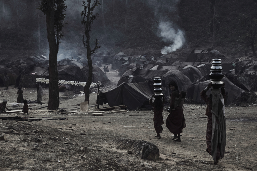 The Nomadic Hunters-Gatherers of the Himalayas