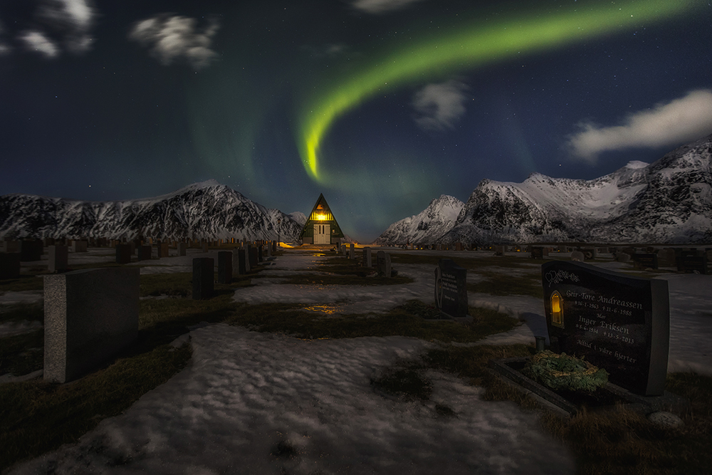 artic lights
