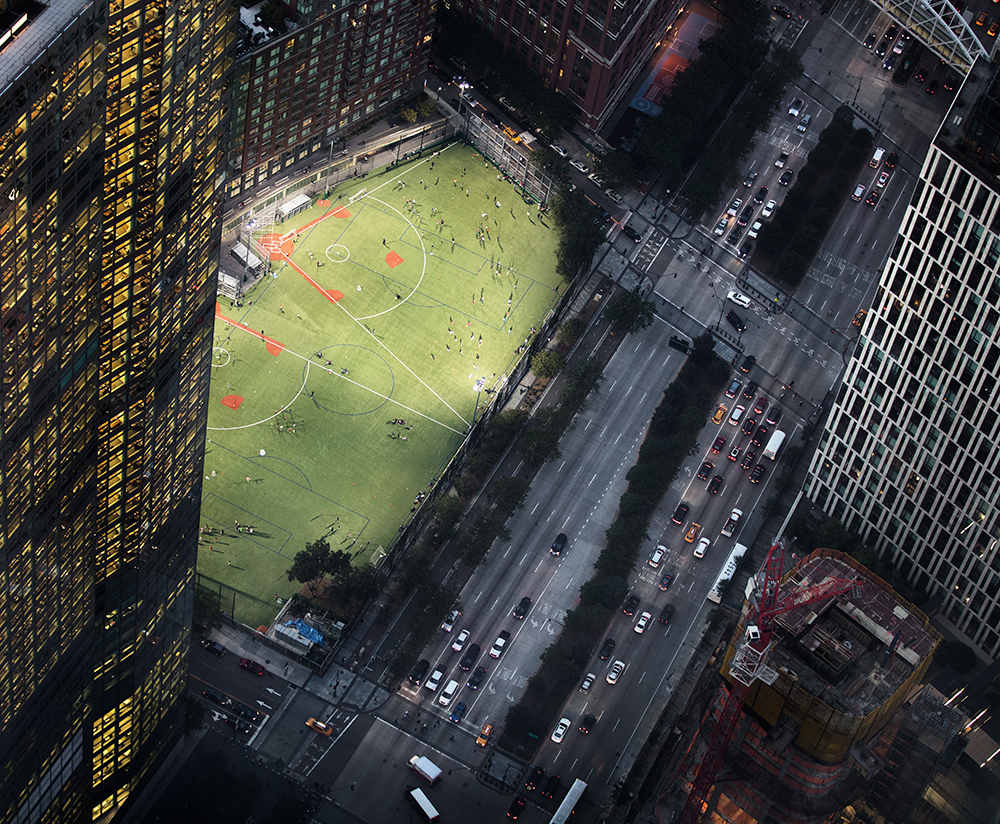 Sports in Manhattan