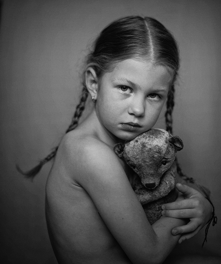 About a belarussian little girl