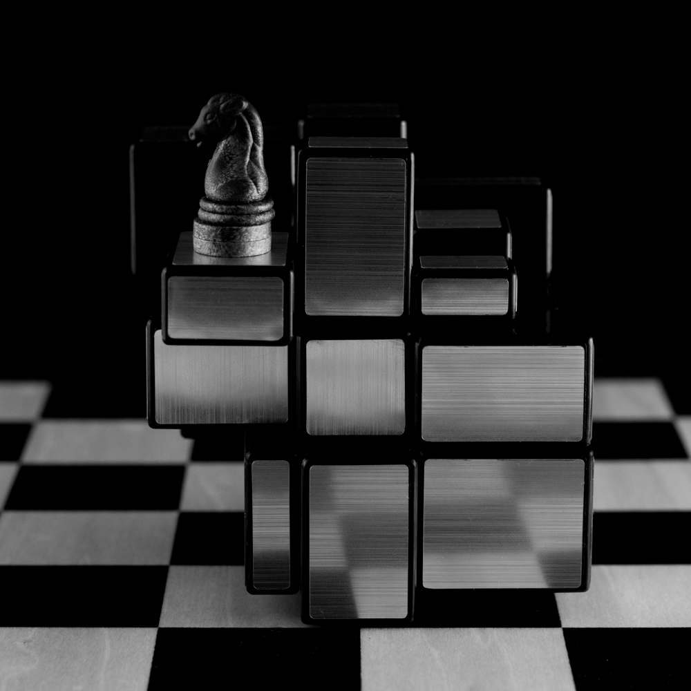 The world, a chessboard!