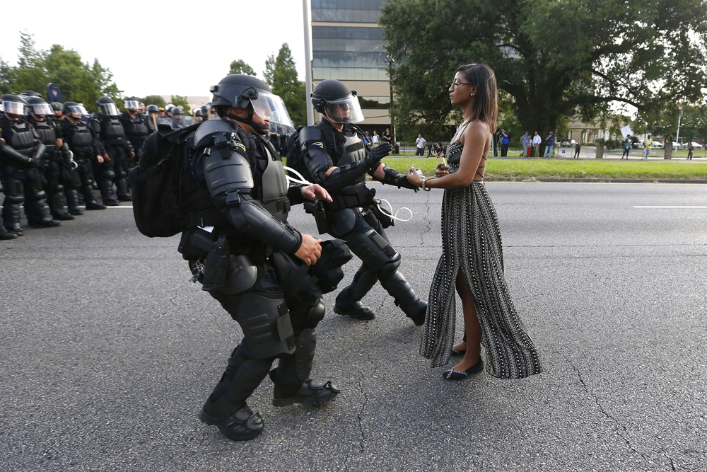 Taking a Stand in Baton Rouge