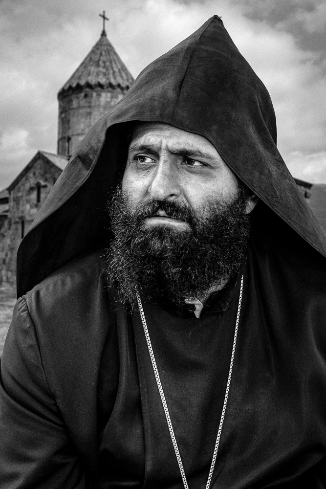 Priest of Tatev