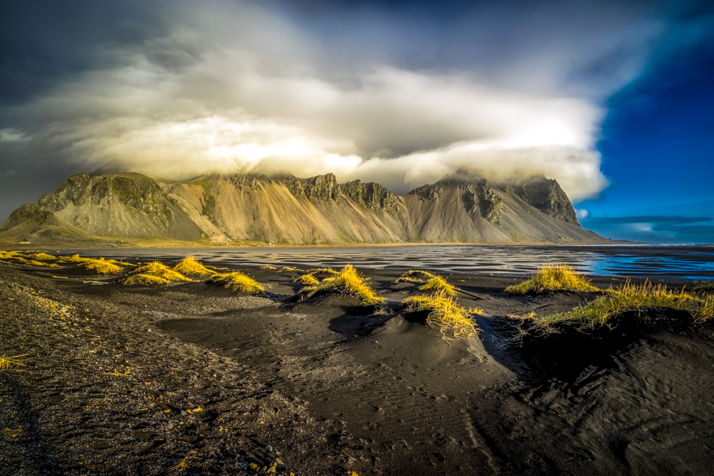 Iceland, the unspoiled land