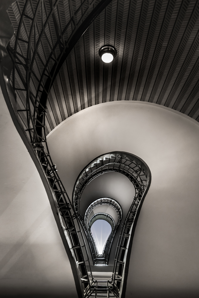 Prague - Staircase