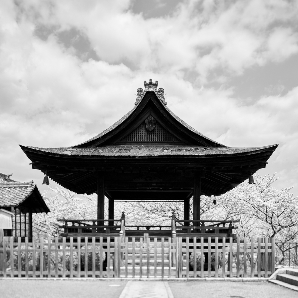 The roof of Japanese architecture as a symbol