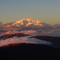 The Kanchenzunga