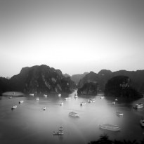 Ha Long Bay, 2013