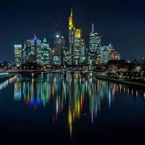 Mainhattan City Lights