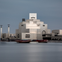 Museum of Islamic Art in color