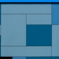 At least inspired by Piet Mondrian