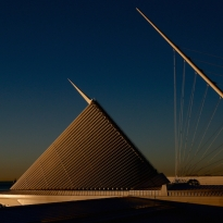 Calatrava at rest
