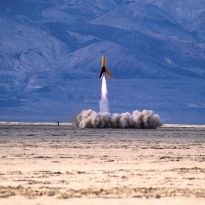 Black Rock Rocket