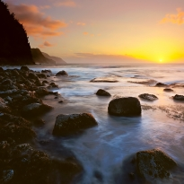 Hawaii Beaches - Sunrises & Sunsets