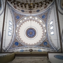 Domes of the Mosques, Istanbul