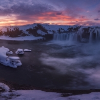 Iceland, land of fire and Ice