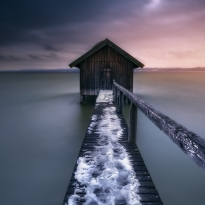 Idyllic Boathouse