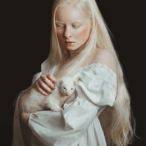 Lady with Ermine...