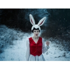 TIME IS RUNNING OUT / Follow the white Rabbit